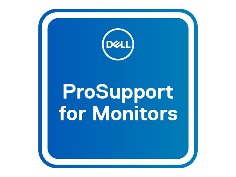 Dell ProSupport Advanced Exchange - extended service agreement - 3 years - shipment