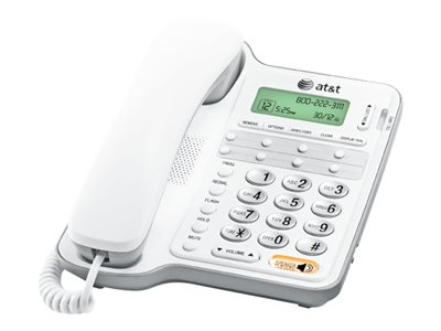 AT&T CL2909 Corded phone with caller ID/call waiting