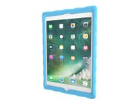 Gumdrop DropTech Clear Back cover for tablet rugged silicone, polycarbonate, rubber