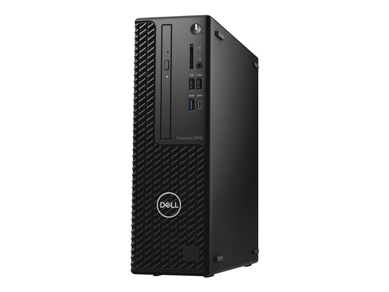 Dell 3440 Small Form Factor - SFF - Core i5 10500 3.1 GHz - vPro - 8 GB - SSD 256 GB