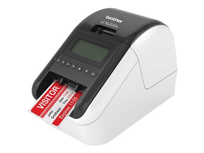 Brother QL-820NWB Label printer thermal paper Roll (2.4 in) 300 x 600 dpi