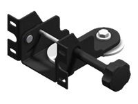 Gamber-Johnson 0-90 Clevis Forklift Mount Mounting component steel black