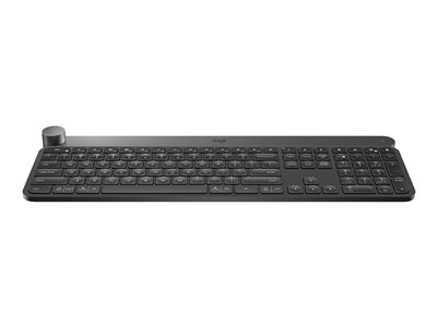 Logitech Craft Advanced Creative Input Dial Tastatur Ja Trådløs Pan nordisk