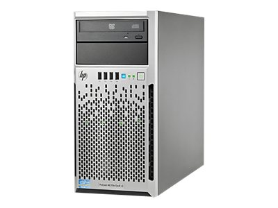 HPE ProLiant ML310e Gen8 v2 Performance Server tower 4U 1-way