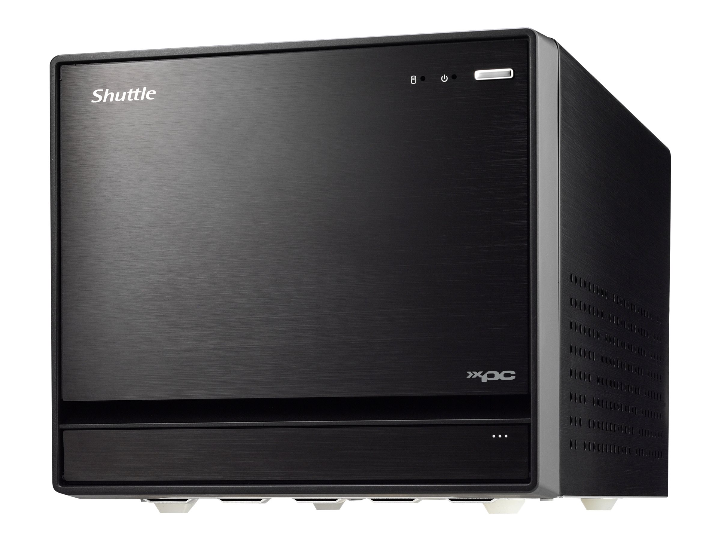 Shuttle XPC cube SZ170R8 - Barebone - Mini-PC - LGA1151 Socket - Intel Z170 - GigE