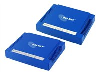 ALLNET VDSL2 Bundle ALL126AM2 + ALL126AS2 - Router
