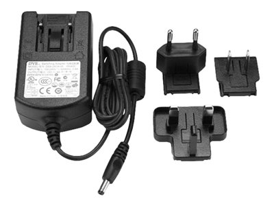 StarTech.com Replacement 5V DC Power Adapter 5 Volts, 4 Amps Power adapter AC 100-240 V