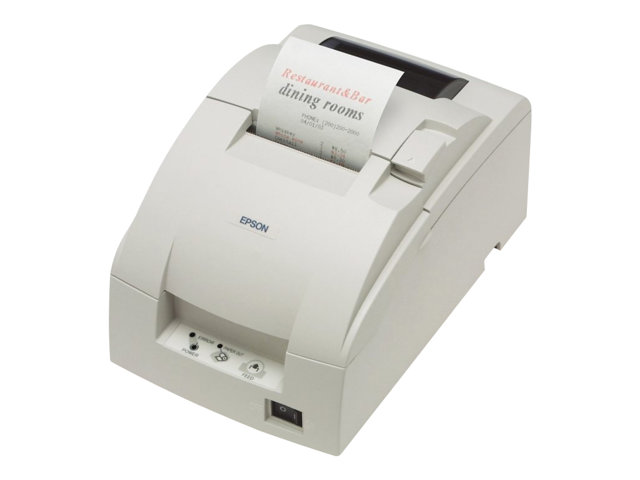 Image of Epson TM U220B - receipt printer - colour - dot-matrix