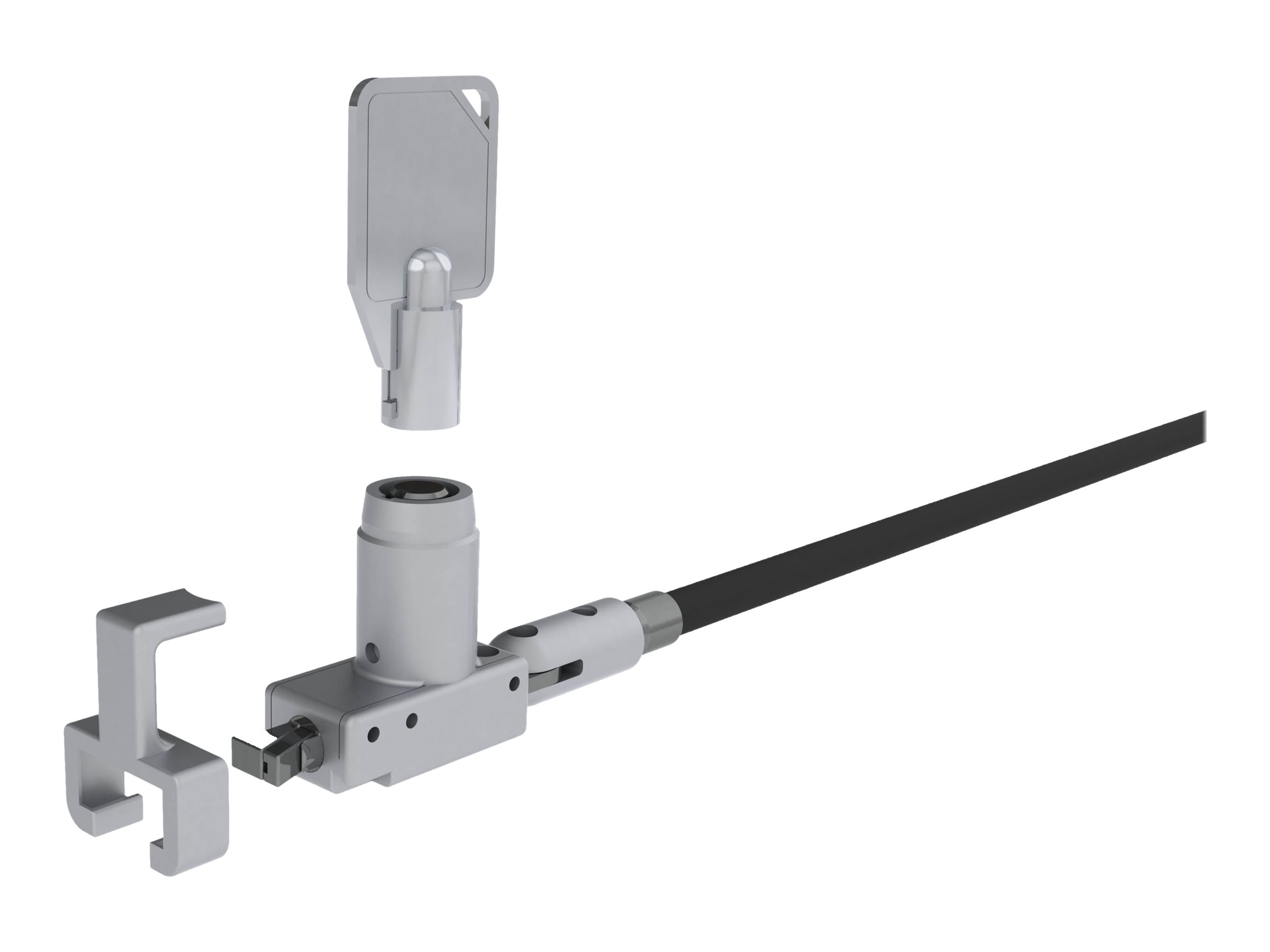 Noble TZ Wedge Low Profile system security kit