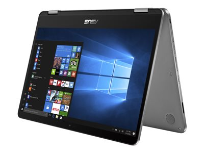 ASUS VivoBook Flip 14 TP401NA 14' N4200 4GB 64GB Graphics 505 Windows 10 Home 64-bit