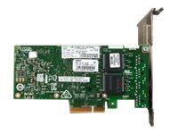 HPE 366T - network adapter - PCIe 2.1 x4 - Gigabit Ethernet x 4