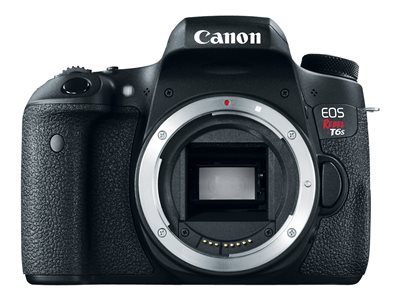Canon EOS Rebel T6s Digital camera SLR 24.2 MP APS-C 1080p body only Wi-Fi