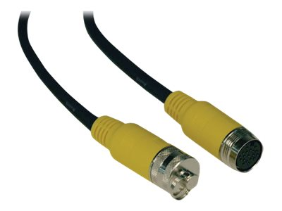 Tripp Lite 50ft Easy Pull Long Run Display Cable Type-B Digital PVC Trunk Cable F/F 50' - video cable - 15.2 m