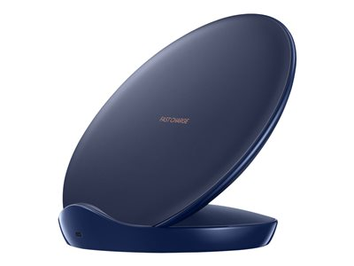 Samsung Fast Charge Wireless Charging Stand EP-N5100TLE wireless charging stand + AC power adapter