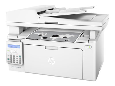 HP LaserJet Pro MFP M130fn - multifunktionsprinter - S/H
