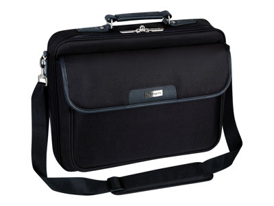 "Targus Notepac 15.4 - 16"" / 39.1 - 40.6cm - Notebook carrying case - 16"" (Black)"