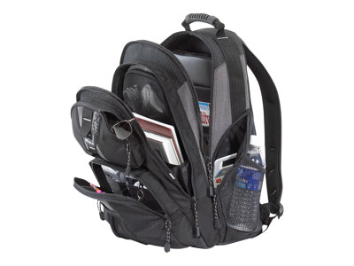 Targus Sport Standard Notebook carrying backpack 15INCH 16INCH gray, black