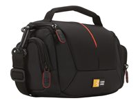 Case Logic Compact System/Hybrid/Camcorder Kit DCB-305 Case for camera nylon, polyester -