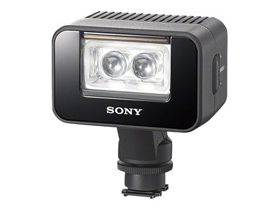 Sony HVL-LEIR1 On-camera light 1 heads x 2 lamp infrared 2.5 W DC