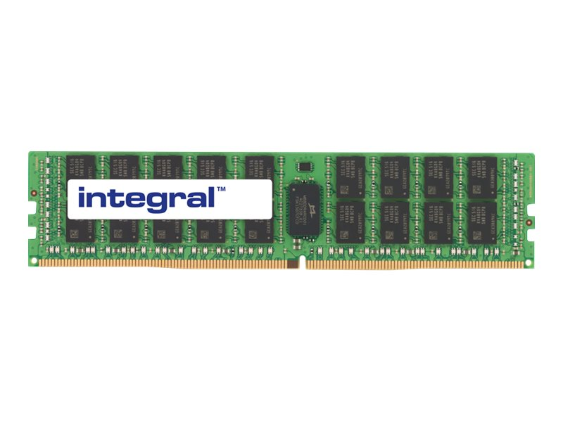 Integral - DDR4 - 16 Go - DIMM 288 broches - mémoire enregistré