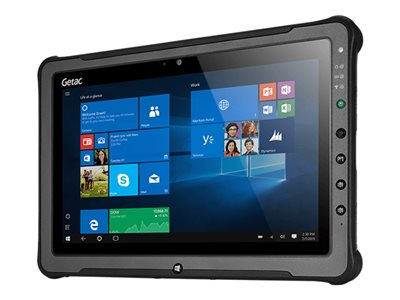 Getac F110 G4 Premium Tablet Core i7 7500U / 2.7 GHz Win 10 Pro 8 GB RAM 128 GB SSD