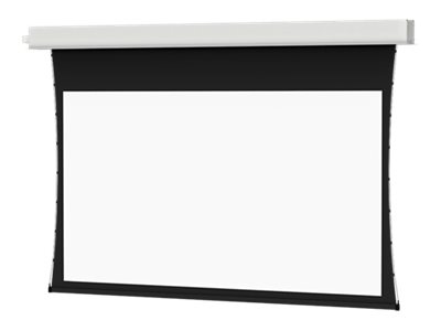 Da-Lite Tensioned Advantage Electrol Video Format Projection screen in-ceiling mountable