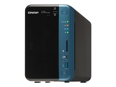 QNAP TS-253Be-4G 2Moduler