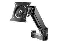 HP Hot Desk 2nd Monitor Arm - Mounting component (monitor arm) - for LCD display / notebook - screen size: up to 27