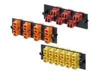 Panduit Opticom Fiber Adapter Panels - patch panel