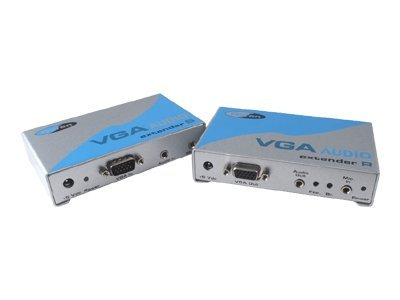 Gefen VGA Audio Extender - video/audio extender