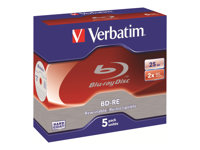 Verbatim 5x BD-RE 25GB