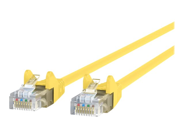 Belkin - Patch cable - RJ-45 (M) to RJ-45 (M) - 3.66 m