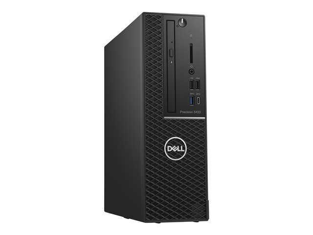 Dell Precision 3430 Small Form Factor - SFF - Xeon E-2124G 3.4 GHz - 16 Go - 256 Go