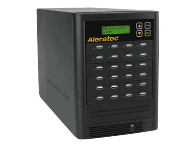 Aleratec 1:23 USB HDD Copy Tower SA USB drive duplicator 23 bays (USB 2.0)