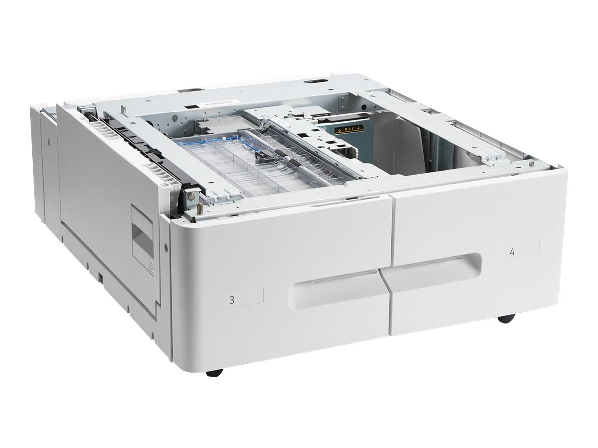 Xerox Tandem Tray Module - media tray / feeder - 2000 sheets