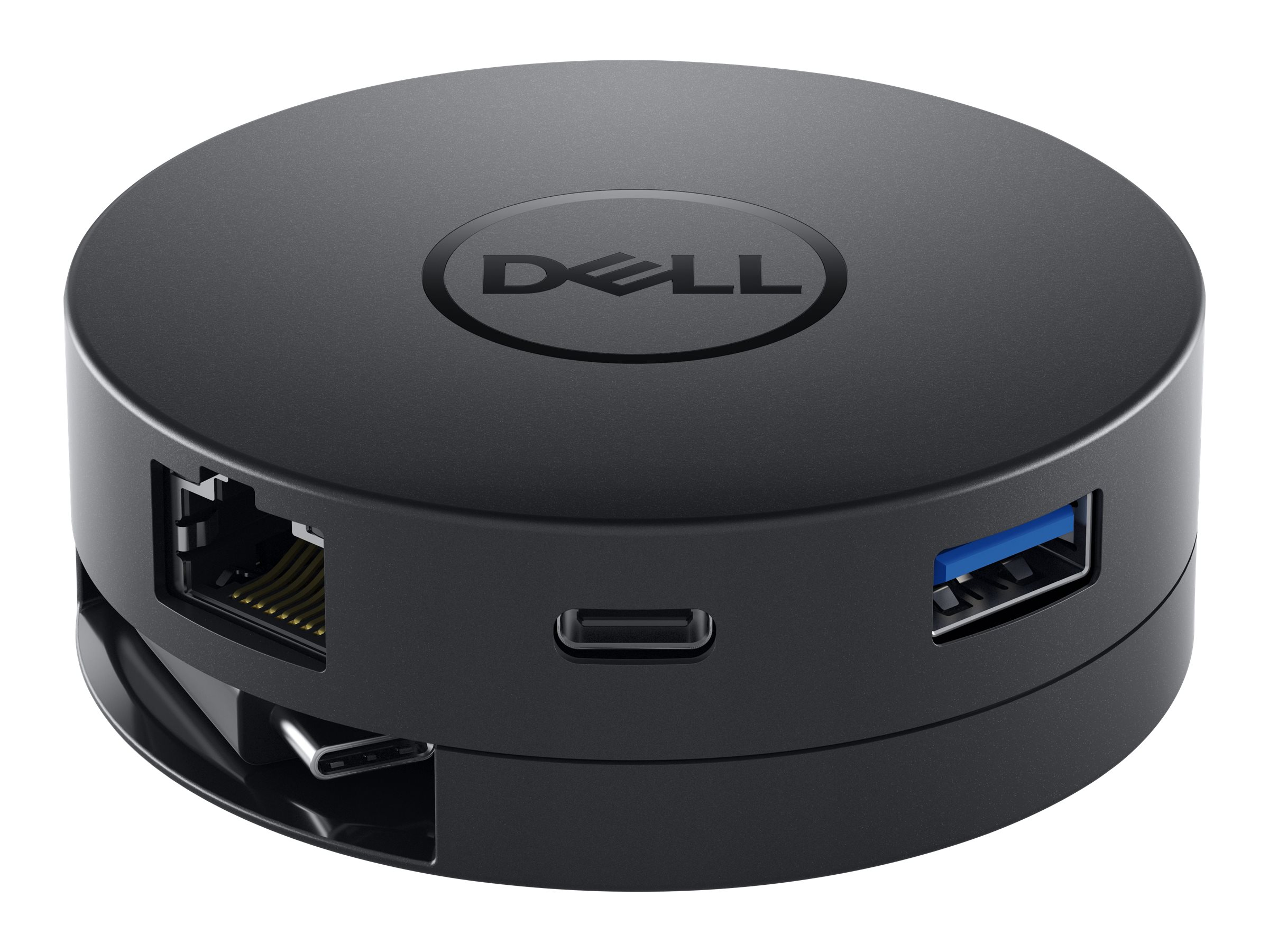 Dell Mobile Adapter DA300 - docking station - USB-C - VGA