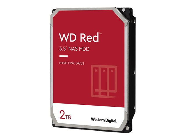 WD Red Plus NAS Hard Drive WD20EFRX