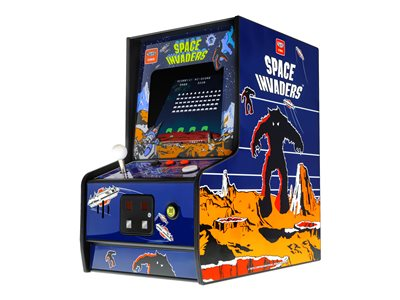 My Arcade SPACE INVADERS Micro Player Handheld electronic game