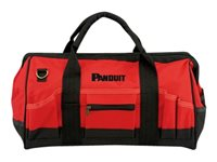 Panduit Safety Bag for tools polyester red/black
