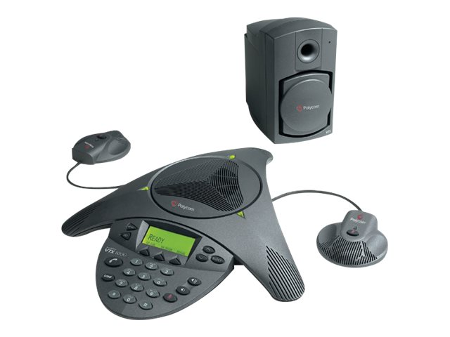Poly SoundStation VTX 1000 - conference phone with caller ID/call waiting
