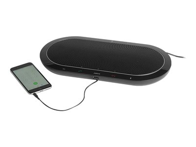 Jabra SPEAK 810 MS Sort