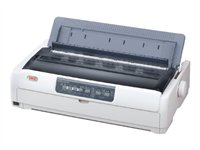 OKI Microline 691 Printer monochrome dot-matrix 360 dpi 24 pin up to 480 char/sec