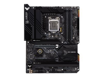 ASUS TUF GAMING Z590-PLUS - motherboard - ATX - LGA1200 Socket - Z590