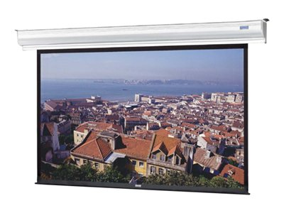 Da-Lite Contour Electrol VIDEO FORMAT Projection screen ceiling mountable, wall mountable