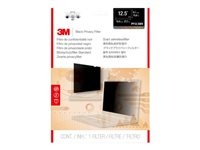 "3M Privacy Filter for 12.5"" Widescreen Laptop - Notebook privacy filter"