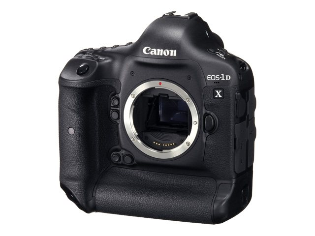 Canon EOS 1D X - digital camera - body only