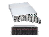 Supermicro SuperServer 5037MR-H8TRF - rack-mountable - no CPU - 0 GB