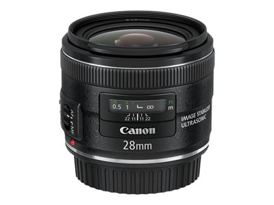 Canon EF Lens 28 mm f/2.8 IS USM Canon EF