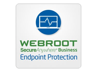 Webroot SecureAnywhere Business Endpoint Protection Subscription license renewal (3 years)