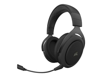 CORSAIR Gaming HS70 PRO Headset full size 2.4 GHz wireless carbon